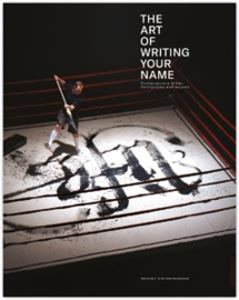 Boek  The Art of Writing Your Name