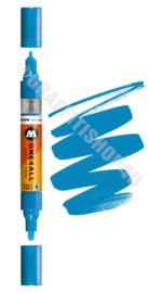 Molotow Acrylic Twin Shock Blue
