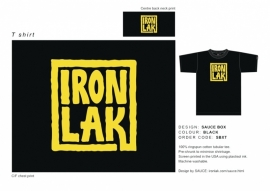 Ironlak T-shirt Sauce Box