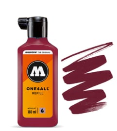 Molotow refill 180ml Burgundy