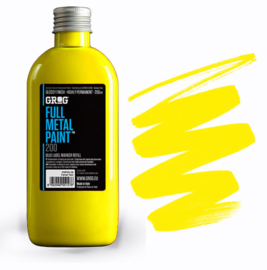 Grog FM Paint Flash Yellow