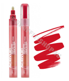Montana Acrylic Marker  2mm SH3000 Red