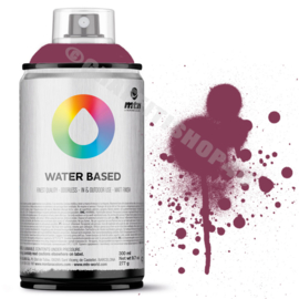 MTN Water Based 300ml Red Violet Deep