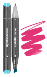 Stylefile Marker  Rose Red