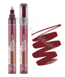 Montana Acrylic Marker  2mm G3060 Royal Red