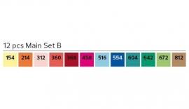 Stylefile Markers Main Kit B 24 stuks