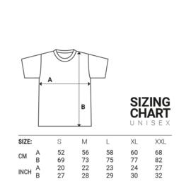 Montana T-Shirt Typo+Logo  White