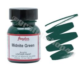 Angelus Leerverf 29ml Midnite Green