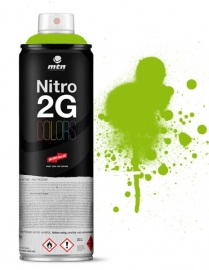 MTN Nitro 2G 500ml Guacamole Green