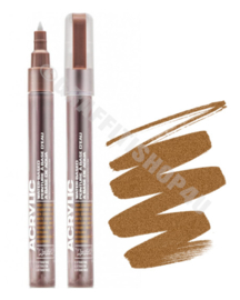 Montana Acrylic Marker 0,7mm  Metallic Copper