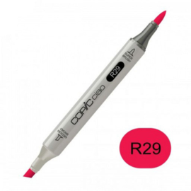 Copic Ciao Lipstick Red