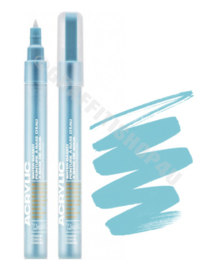 Montana Acrylic Marker 0,7mm Shock Blue Light