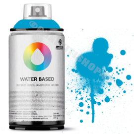 MTN Water Based 300ml Cerulean Blue