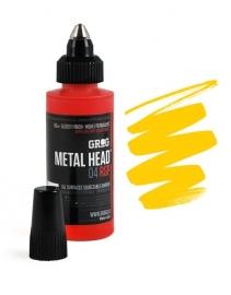 Grog Metalhead Marker Lamborghini Yellow