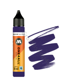 One4All refill 30ml Violet Dark