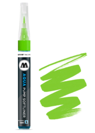 Aqua Pump Softliner 1MM Yellow Green