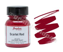 Angelus Leerverf 29ml  Scarlet Red