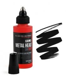 Grog Metalhead Marker Death Black