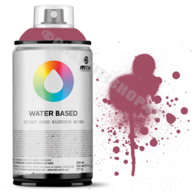 MTN Water Based 300ml Red Violet