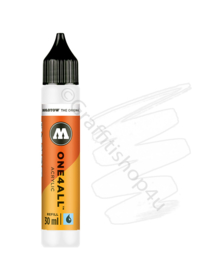 One4All refill 30ml Signal White