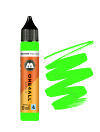 One4All refill 30ml Fluor Green