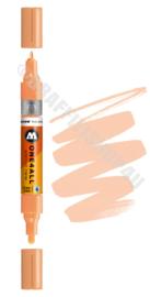 Molotow Acrylic Twin Peach Pastel