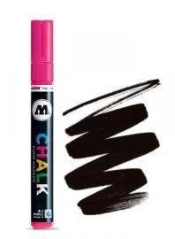 Molotow Chalk Marker 4mm Zwart