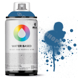 MTN Water Based 300ml Cobalt Blue