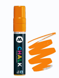 Molotow Chalk Marker 15mm Neon Orange