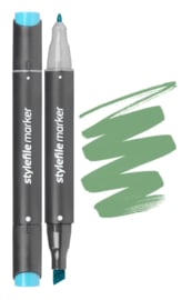 Stylefile Marker  Deep Olive Green