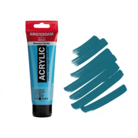 Amsterdam Acryl 120ml Turquoise Green
