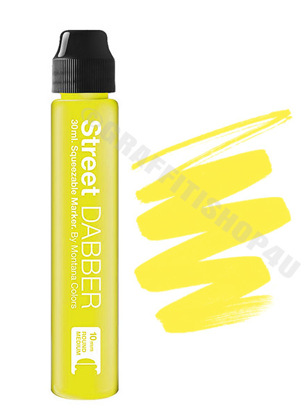 MTN Streetdabber 30ml Party Yellow