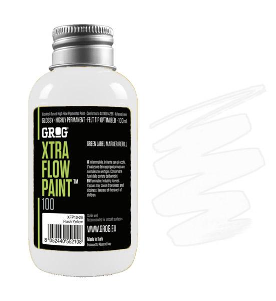 Grog XF Paint Bogota White