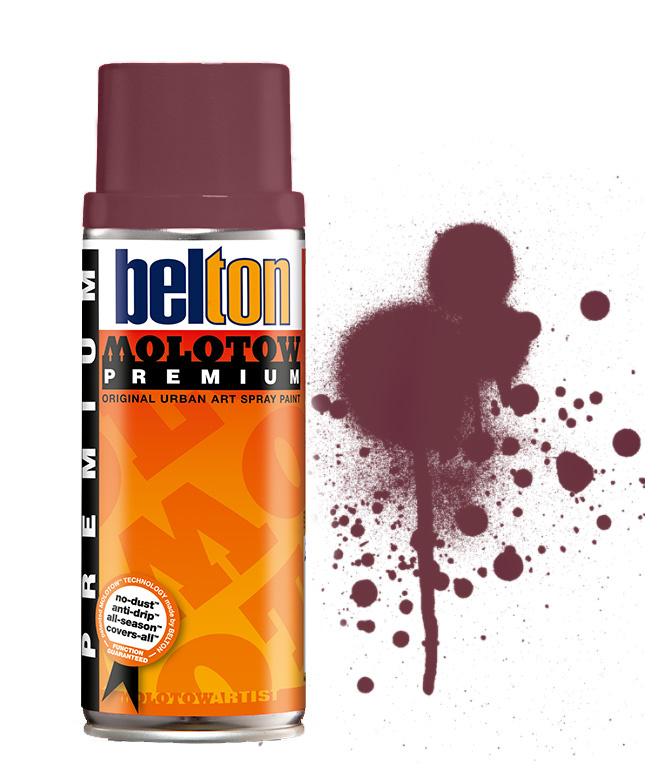 Molotow Premium  ESHER Dirty Red