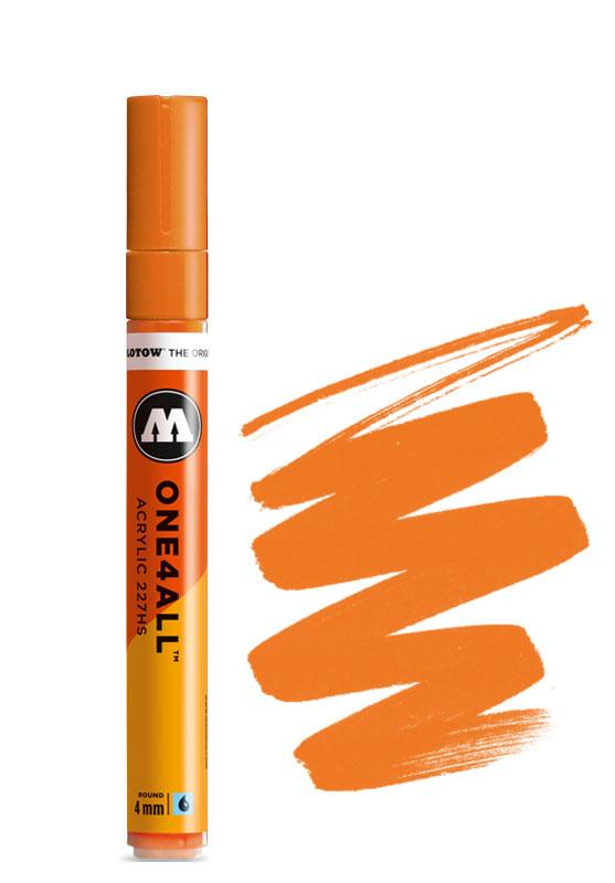 Molotow 227HS Dare Orange