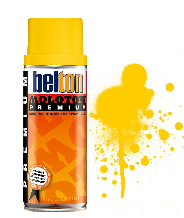 Molotow Premium  Signal Yellow