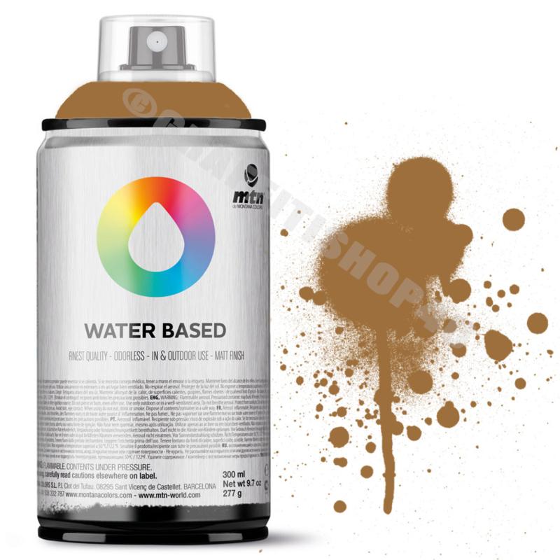 MTN Water Based 300ml Raw Sienna