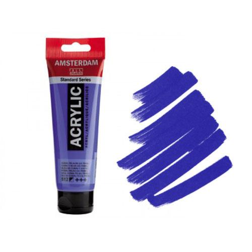 Amsterdam Acryl 120ml Cobalt Blue (ultram.)