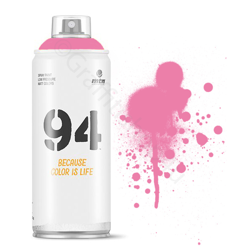 MTN 94  Orchid Pink