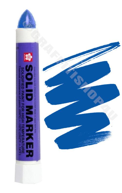 Sakura Solid Marker Blue