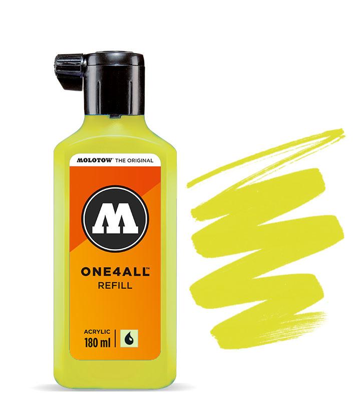 Molotow refill 180ml Poison Green