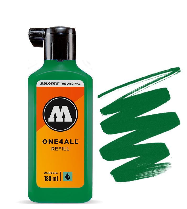 Molotow refill 180ml Mister Green