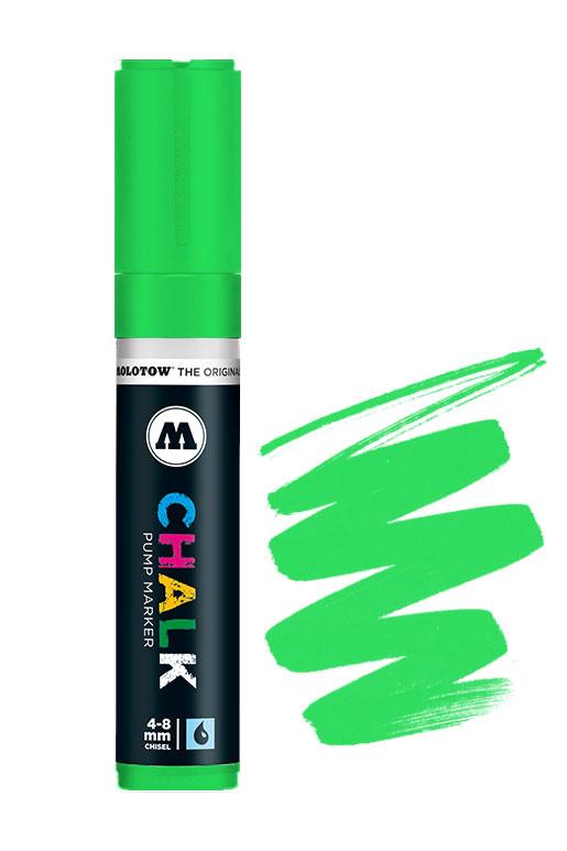 Molotow Chalk Marker 4-8mm Neon Green