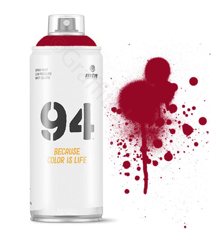 MTN 94  Clandestine Red