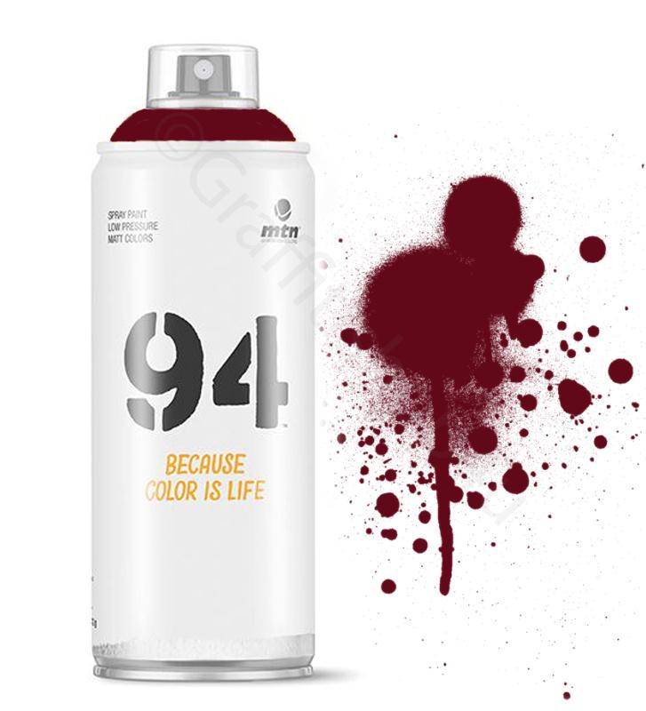 MTN 94  Bourdeaux Red