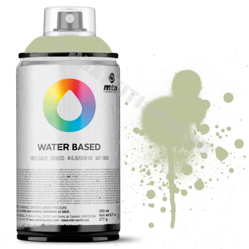 MTN Water Based 300ml Grey Green Light