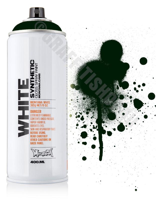 Montana White Green Black