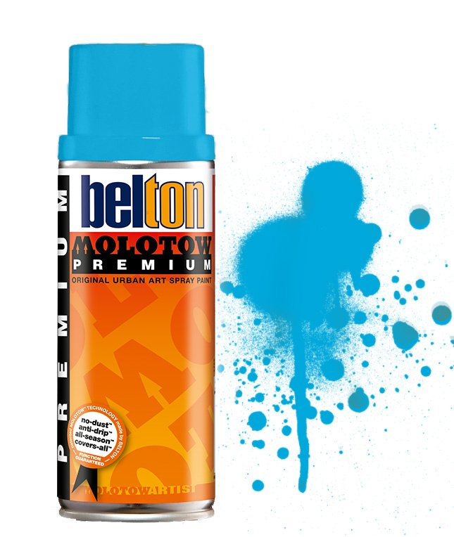 Molotow Premium  Neon Blue