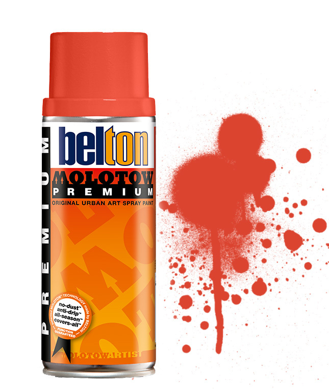 Molotow Premium  Shock Orange