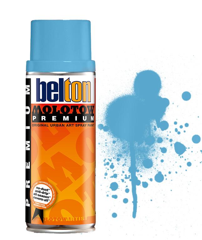 Molotow Premium  Shock Blue Middle